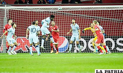 Leverkusen derrotó al Atlético de Madrid por 2 a 1  /as.com