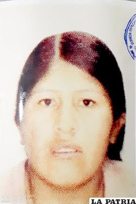 Norma Villanueva Colque /LA PATRIA