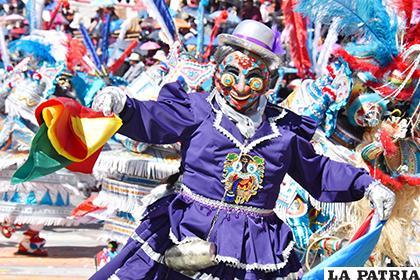 El Comité de Etnografía y el GAMO son parte organizativa del Carnaval /LA PATRIA /archivo