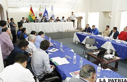 La reunión de delegados de la División Profesional será el sábado en Santa Cruz /APG