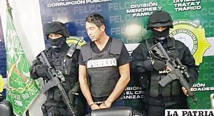 La autoridad fue traslada hasta el recinto carcelario de esa ciudad   / El Mundo Bolivia