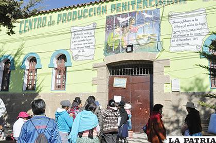 Ahora permanece recluido en el penal de San Pedro  /LA PATRIA