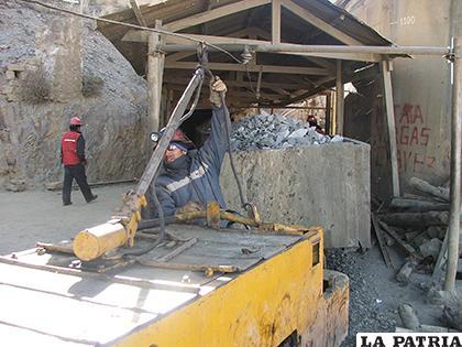 La minería nacional necesita incentivos tecnológicos para mejorar su ritmo de producción