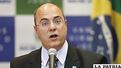 Gobernador del estado de Río de Janeiro, Wilson Witzel /EFE