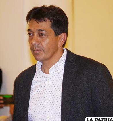 Víctor Zamora Castedo, Ministro de Hidrocarburos