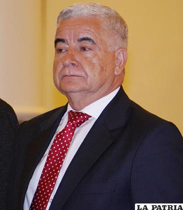 Wilfredo Rojo Parada, Ministro de Desarrollo Productivo y Economía