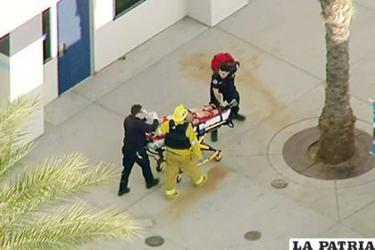 La joven había fallecido en el propio centro médico /LOS ANGELES TIME