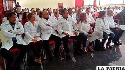 En Bolivia, estaban destinados algo más de 700 cubanos /zolfm.com