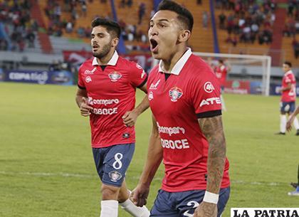 La gente de Wilstermann no acepta tener que definir el cupo a Libertadores con otro equipo /APG