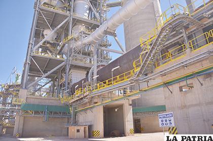 Ecebol fue afectada por la ruptura del gasoducto /LA PATRIA