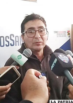 Carlos García /Ovidio Cayoja /LA PATRIA