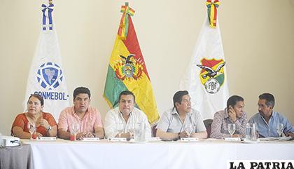 Hoy el Comité Ejecutivo de la FBF definirá si se reinicia o no el Clausura /APG