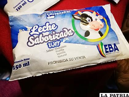 El desayuno escolar fue entregado irregularmente desde el 9 de noviembre /LA PATRIA /ARCHIVO
