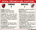 Gabigol tumba a River y lleva a Flamengo a la gloria