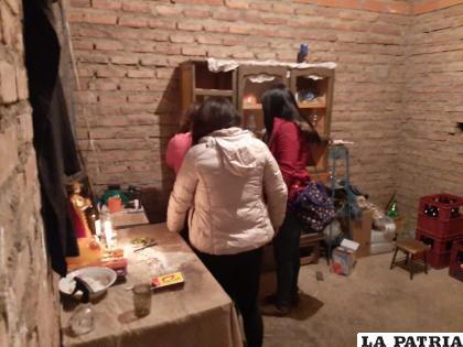 En el lenocinio se arrestó a varias mujeres /LA PATRIA