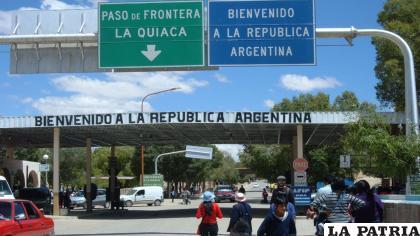 El control en las fronteras será más efectivo para evitar el rebrote /infobae.com