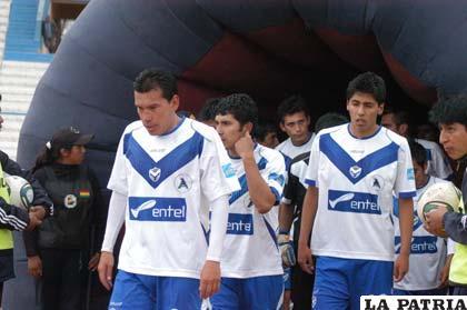 Jugadores de San José