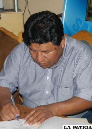 Walter Mamani