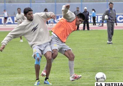 Carlos Tordoya superó la lesión y será de la partida