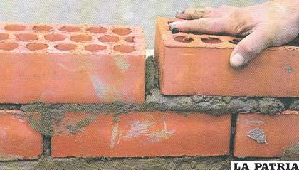 Construcci n de una jardinera Construir una pileta de ladrillos