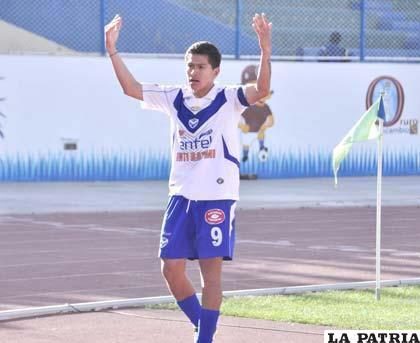 Carlos Saucedo, de San José