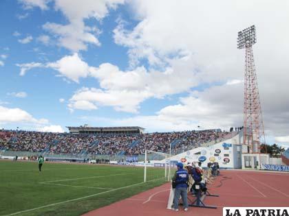 El estadio deberá tener un buen sistema de iluminación