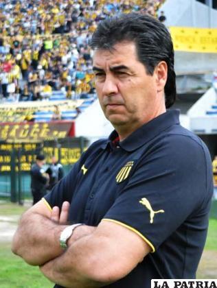 Jorge Da Silva, director técnico de Peñarol