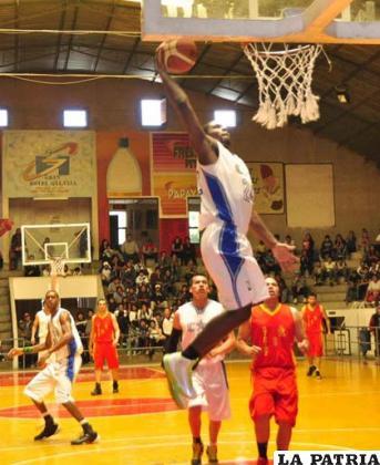 El campeonato oficial de baloncesto se reiniciará el próximo jueves 10 de enero