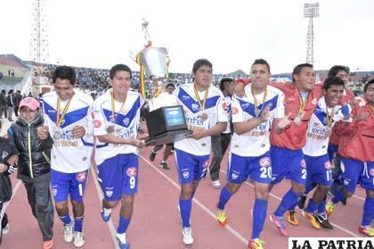 Los integrantes de San José volverán a las prácticas el próximo 3 de enero para encarar el próximo torneo liguero