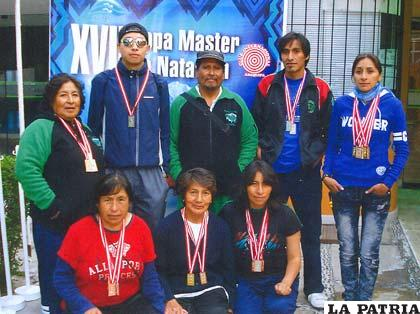 En ocasión de su participación en Arequipa-Perú