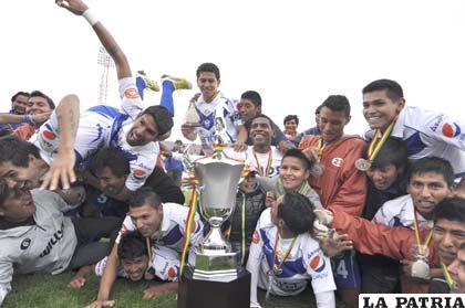 San José, subcampeón de la Liga