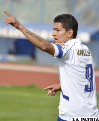 Saucedo, el goleador de San José