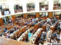 Asamblea Legislativa sólo trabajó una ley sobre seguridad /ABI