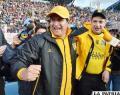 The Strongest, tricampeón  del fútbol boliviano