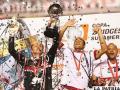 Sao Paulo gana su primer título de la Sudamericana en partido de un tiempo