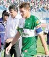 Reinaldo Merlo encabeza la lista  de candidatos para técnico de Oriente