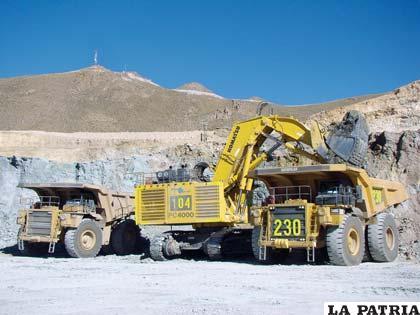 La minería necesita incentivos para encarar grandes proyectos