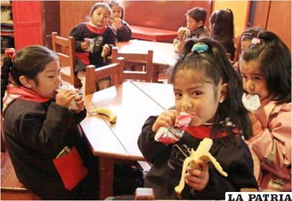 Hoy cierran pagos y procesos administrativos del desayuno escolar 2013