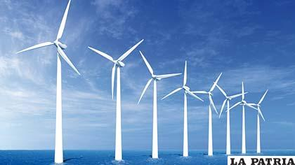 Morales prevé entregar sistema eólico en enero de 2014