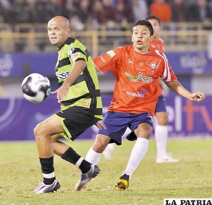 Francisco Argüello jugó por muchos años en Oriente Petrolero