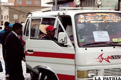Transporte libre a la urbanización de Pumas Andinos