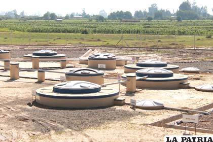 Planta de tratamiento de aguas servidas evitará contaminación de los ríos