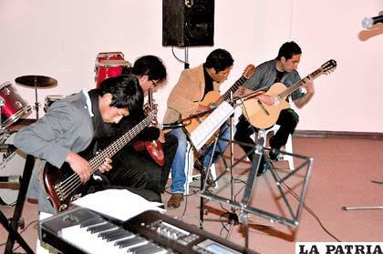 Estudiantes demostraron gran talento en concierto didáctico de fin de gestión