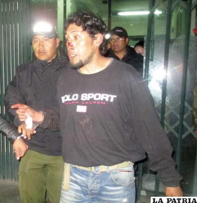 Omar Castillo, presunto autor de la muerte del universitario