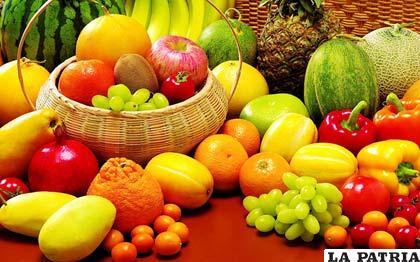 El incremento económico es gracias a los alimentos