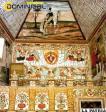 La pintura mural del templo  de Curahuara de Carangas