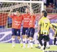 En la ida venció Wilstermann 4-3 el 29 de septiembre en Cochabamba