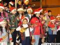 Escuela de Música Wara participó en festival navideño