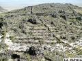 Misteriosa ciudad de piedra se  erige en el Santuario de Quillacas