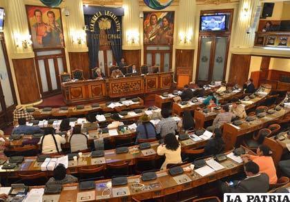 Cámara de Diputados aprobó el presupuesto 2015